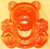 silicone baby toy teether