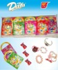 small jewelry bag toy candy