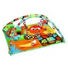 soft colorful luxury printed square baby play mat