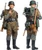 soldiers OEM plastic toy