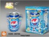sound control dancing Pepsico jar with music and sonic toy