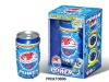 sound control dancing Pepsico jar with music toy