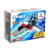 space/50pcs enlighten building block toys