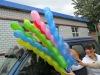 spiral balloon toy free sample