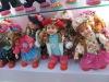 standing music dolls