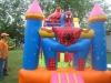 super man   bouncy castles inflatables