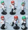 super mario football play figures