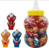 superman water gun toy candy