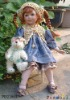 supply porcelain doll