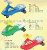 swing car/twist car/ plastic car