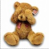 teddy bear, plush shy bear, love doll, fashion toy