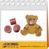 teddy bear with music chip