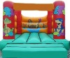 top hot selling dino inflatable bouncer for kids