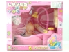 tub doll set