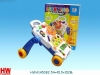 various Learning handcart toy