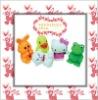 verisimilar baby bath toys pvc baby toys