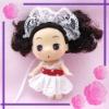 vinyl Ddung doll,promotional doll