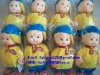 walking caillou baby dolls