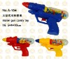 water gun candy toy (AEDA184)