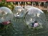 water walking ball, water game