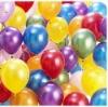 wedding decoration round latex balloon