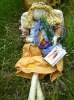 western style cotton doll