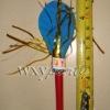 whistle latex balloon