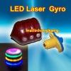 wholesale /Flash gyro/Music led laser gyro/shine gyro/led music gyro/colorful gyro christmas toy