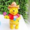 winnie  toy PVC carton anime figure winnie the pooh