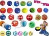 yoyo toy ,promotion ,flash yoyo ball