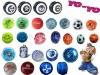 yoyo toy ,promotion yoyo,flash yoyo ball